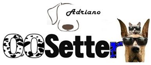 Adriano Di Pieri (00Setter pet shop) - logo